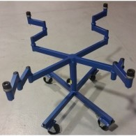 Table rotative de pistolage - D10