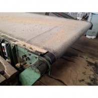 CONVOYEUR A BANDE PVC 1m60 x 6m85