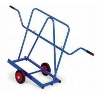 Chariot porte-panneaux multi-usage version roues dures - RKPA51D0N