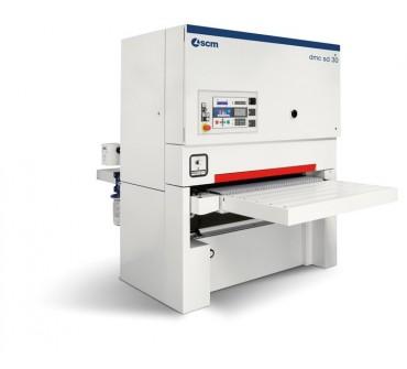 Ponceuse large bande 1 ou 2 bandes 950 ou 1100 mm - DMC SD 30