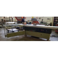 SCIE A FORMAT LAME INCLINABLE CHARIOT 3200 mm INCISEUR - SCM type SI16WA