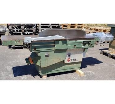 DEGAUCHISSEUSE 500 mm - SCM type F5L