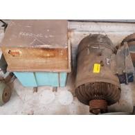 MOTEUR 90 KW ASYNCHRONE - LEROY SOMER type N280M9