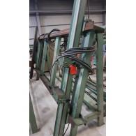 CADREUSE VERTICALE HYDRAULIQUE 3000x2000 mm - UTIS