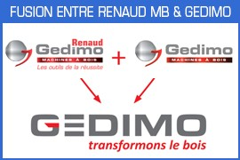 Gedimo et RMB fusionnent