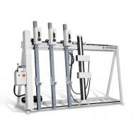 Cadreuse électro-hydraulique - STH/ORA