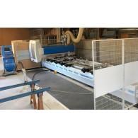 CENTRE D'USINAGE PERCAGE DEFONCAGE 4 AXES MASTERWOOD PROJECT 400 V3L