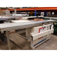 SCIE A FORMAT INCLINABLE INCISEUR CHARIOT 2250MM