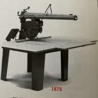 SCIE RADIALE DEWALT DW 1875