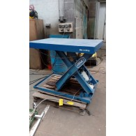 TABLE ELEVATRICE HYMO 3000KG