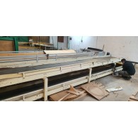CONVOYEUR A BANDE 13 m x 550 mm.