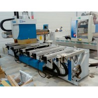 CENTRE USINAGE WEEKE OPTIMAT BHC VENTURE 3 - 4 AXES