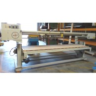 PONCEUSE LONGUE BANDE TABLE 3000 MM MINIMAX L2500
