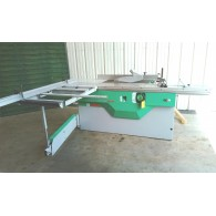 SCIE A FORMAT INCLINABLE INCISEUR CHARIOT 2500MM LUREM FORMER DEL 25