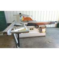 SCIE A FORMAT INCLINABLE INCISEUR CHARIOT 2500MM ROBLAND Z250