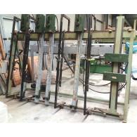 CADREUSE VERTICALE ELECTR HYDRAULIQUE 2500 x 1800 STROMAB STH/ORA