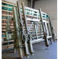 CADREUSE VERTICALE HYDRAULIQUE 3000x2000 mm - UTIS à 3 poutres