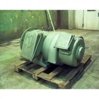 MOTEUR 110 KW A ROTOR BOBINE - LEROY SOMER type NA 280 S6