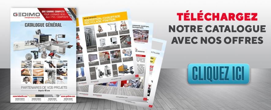 Téléchargement Catalogue général Gedimo